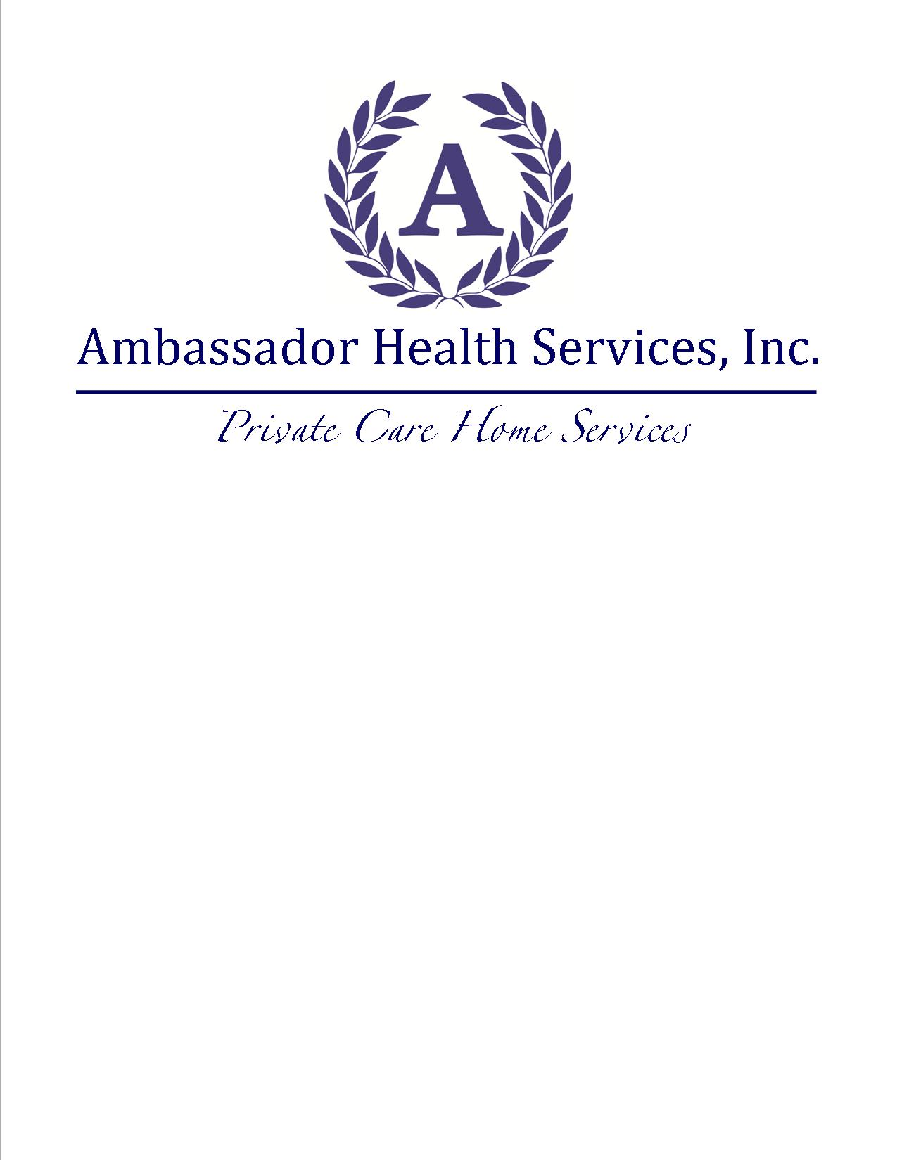 Ambassador Health Services, Inc.