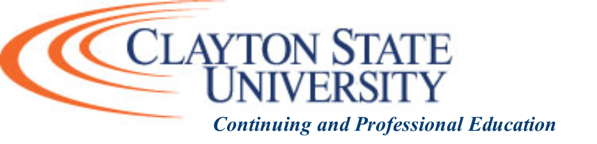 Clayton State University  Continuing Education